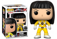 Pop! Television 674 Power Rangers: Trini - Yellow Ranger Unmasked